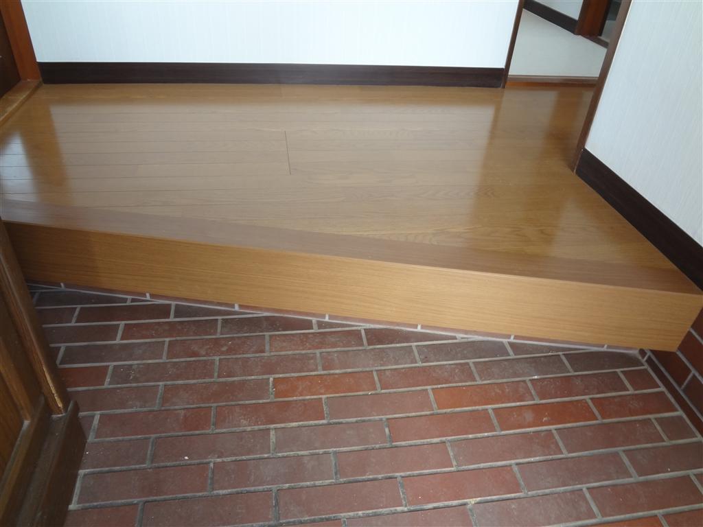富士ビレッジ:住宅全面改装☆10 玄関・廊下