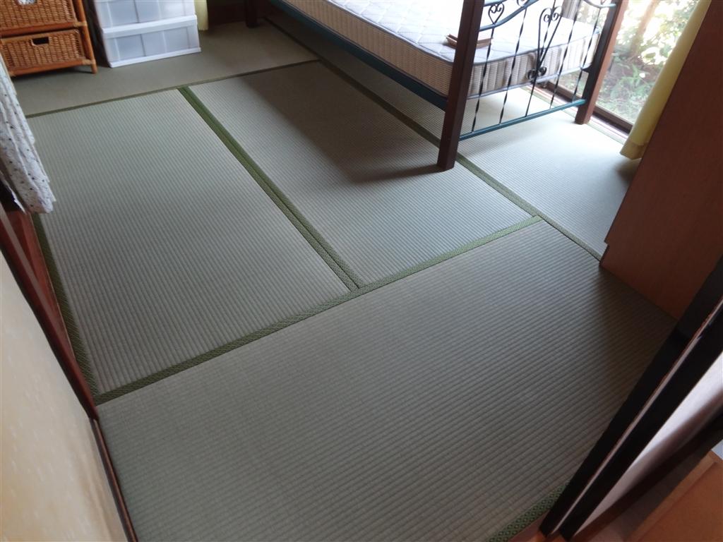 富士ビレッジ:住宅全面改装☆18 和室 畳