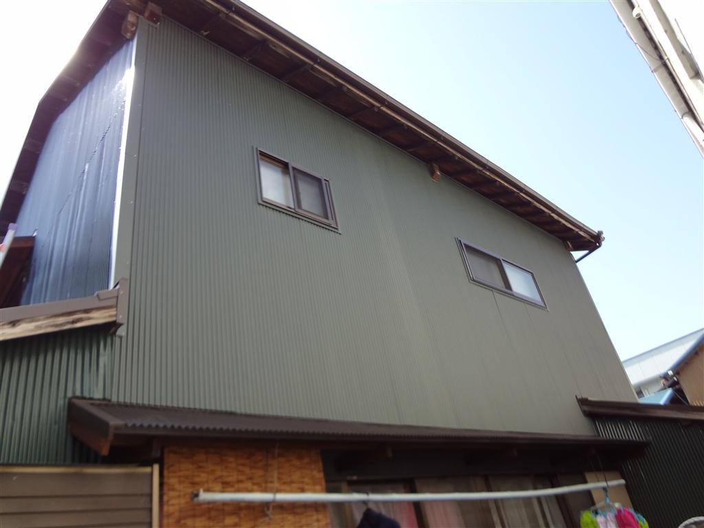 築84年住宅全面改装工事 2F 窓