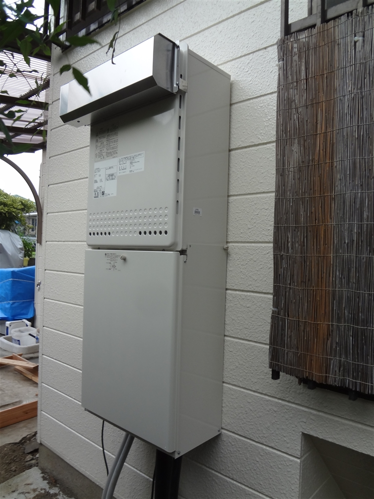 富士ビレッジ:住宅全面改装☆15 給湯器