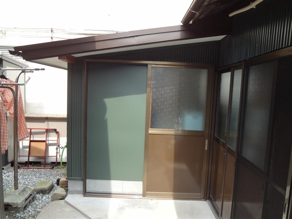 築84年住宅全面改装工事 新規浴室