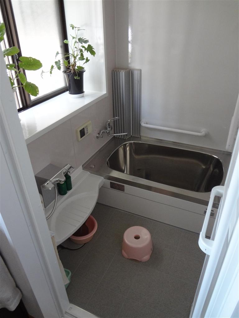 3年悩んだ末の浴室改装工事!全体