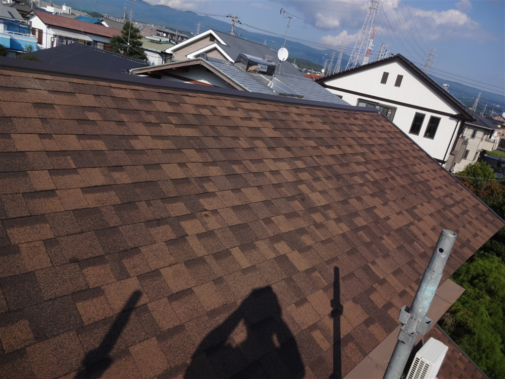 えいごのひろば 改装工事 大屋根