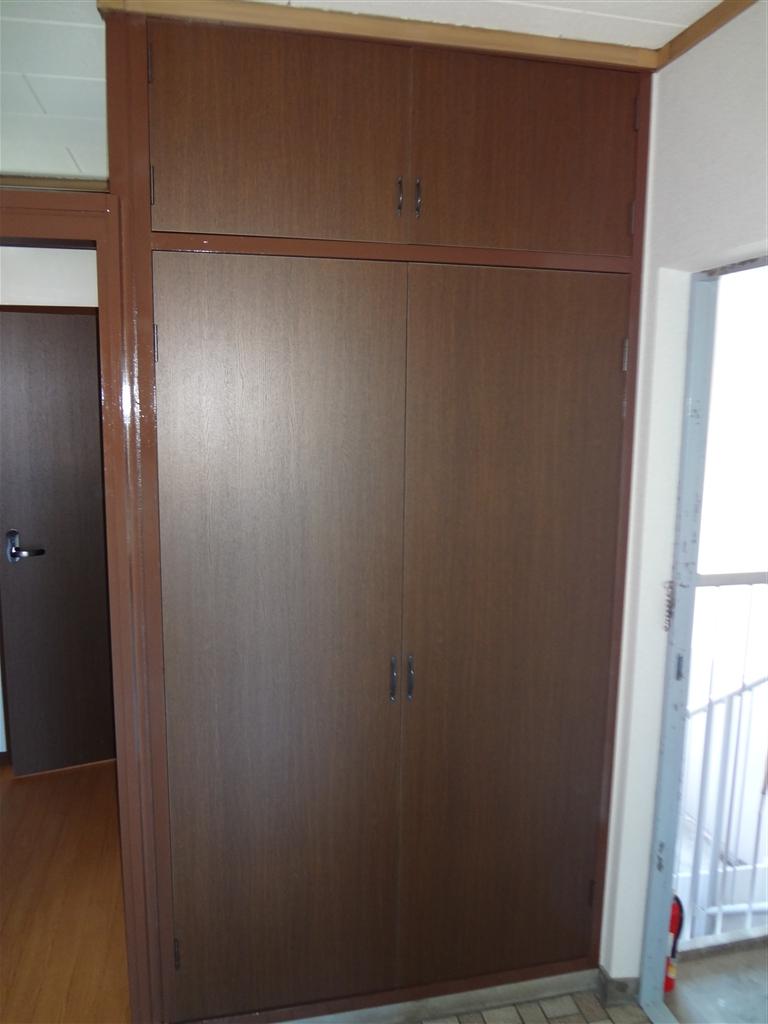アパートの部屋、思いっきり改装! 玄関・廊下