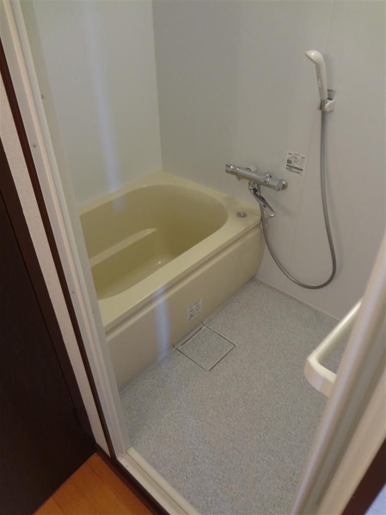 アパートの部屋、思いっきり改装! 浴室