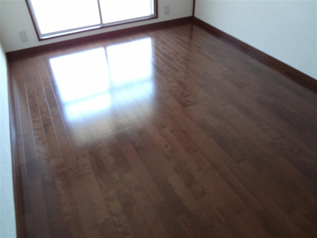 アパートの部屋、思いっきり改装! 玄関横部屋