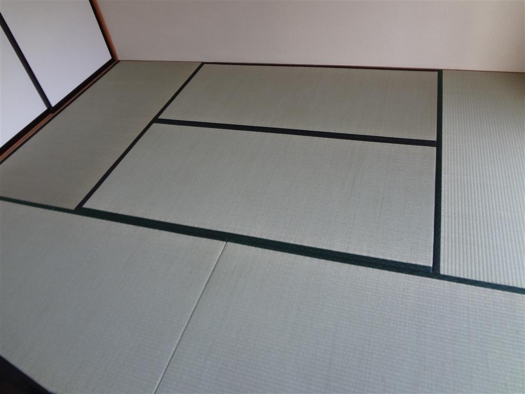 Sビル各部屋全面改装工事 C室 居間・廊下・居室