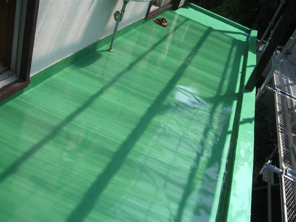 家の全面改装を考えております。漏水大補修 2 テラス防水