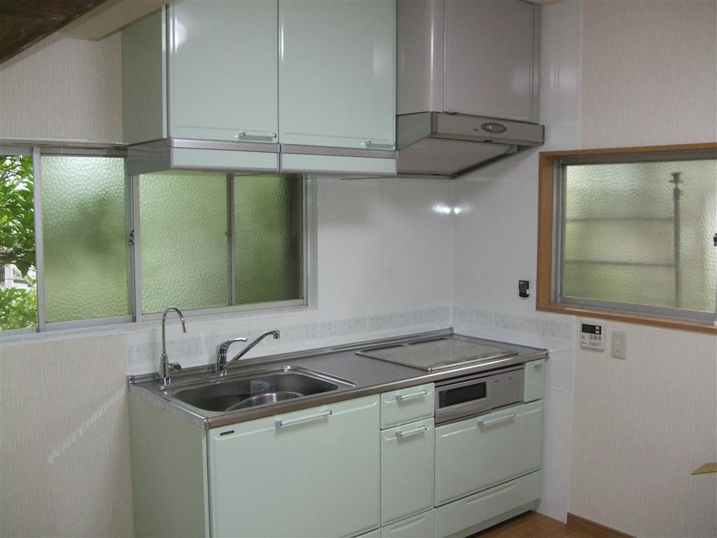 家の全面改装を考えております。 キッチン