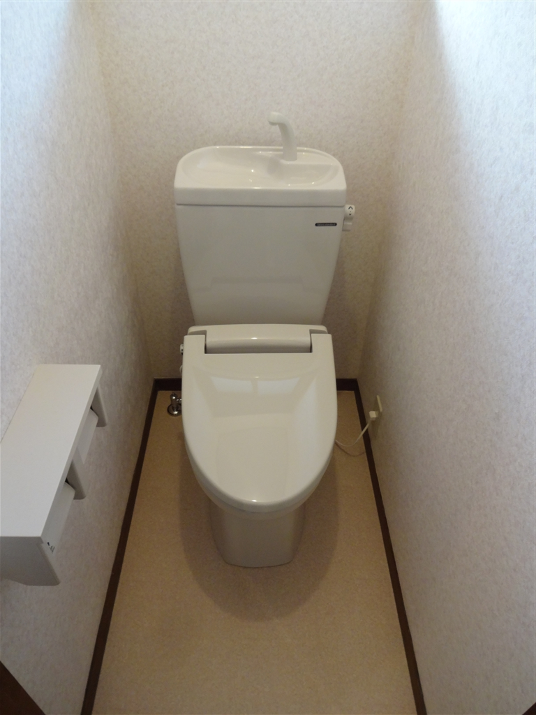 Sビル各部屋全面改装工事 D室 トイレ