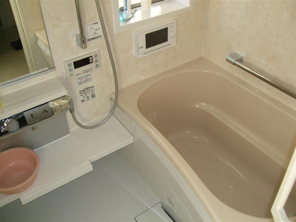 とても気に入ったお風呂に改装!