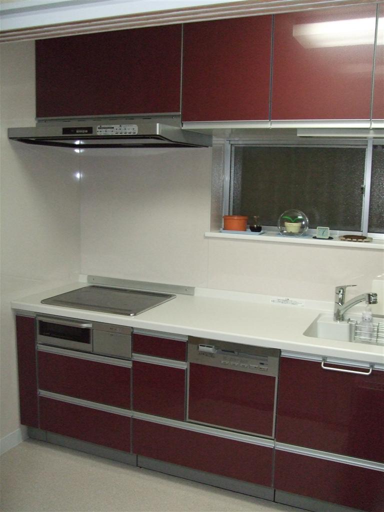 とても気に入ったキッチンに改装!