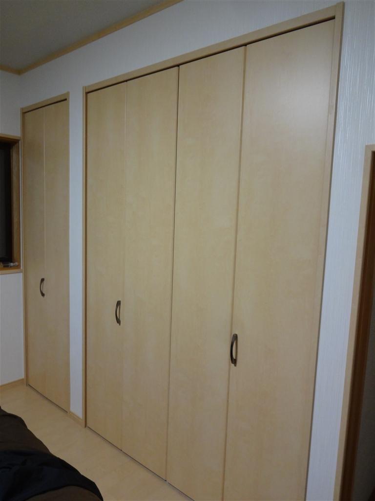 築32年住宅:将来、暮らしやすいように! 1F和室改装 クローゼット