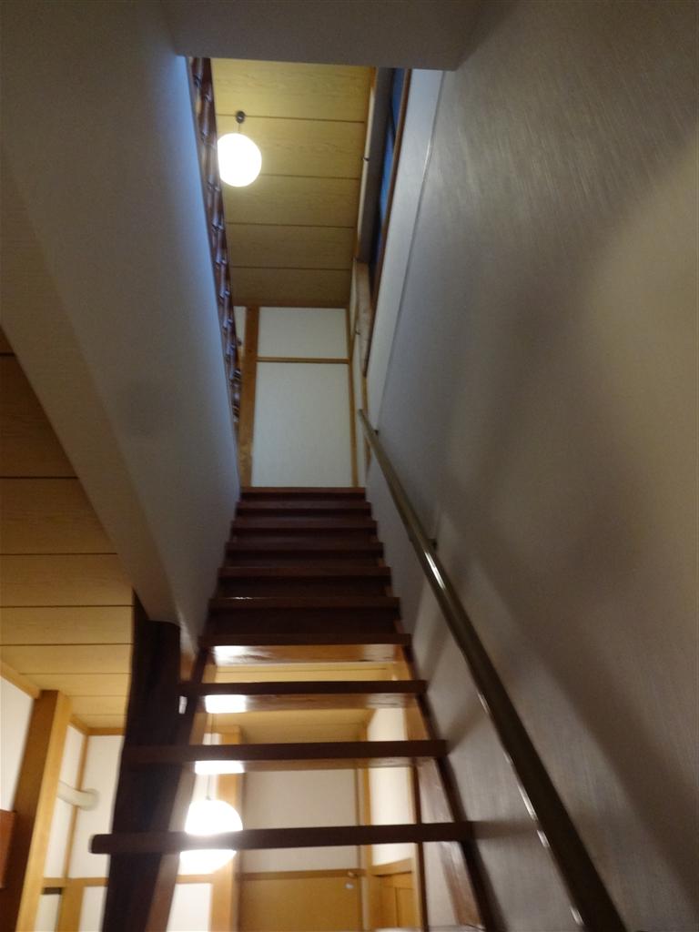 築32年住宅:将来、暮らしやすいように! 階段・1F廊下改装