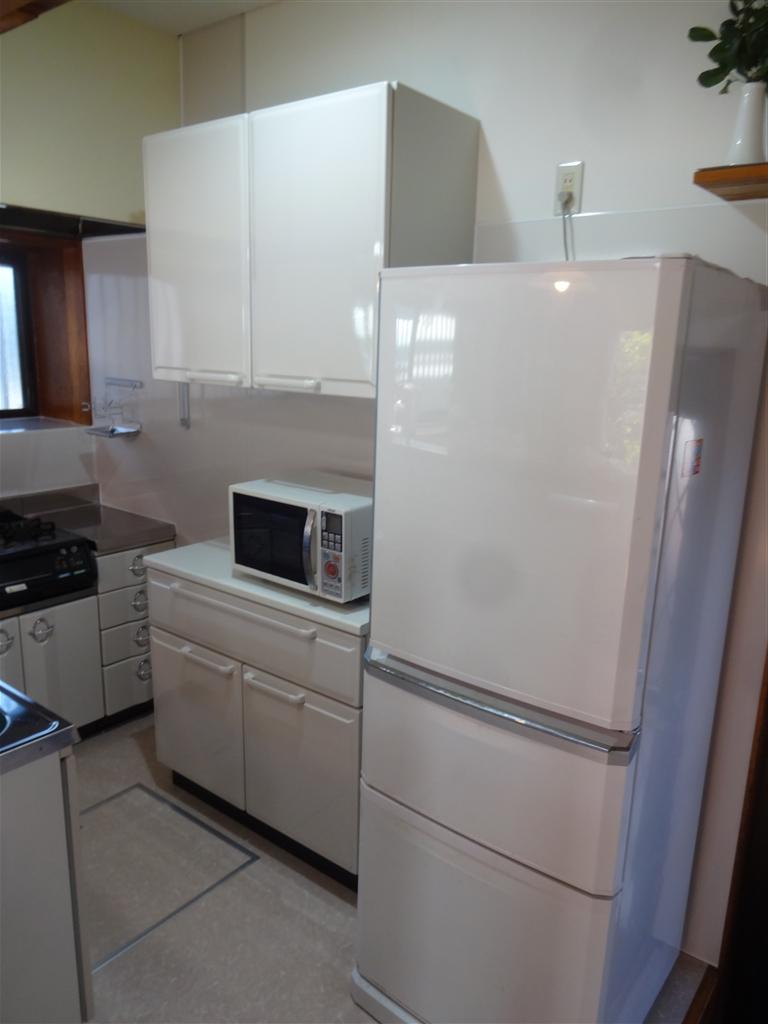 L型キッチンは小さくきれいに!施工
