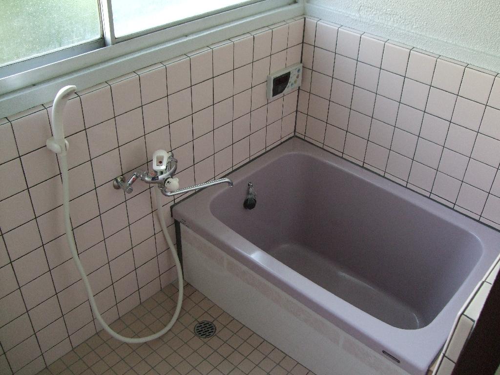 借家にしている家を改装。自分たちが暮らす家に!浴室