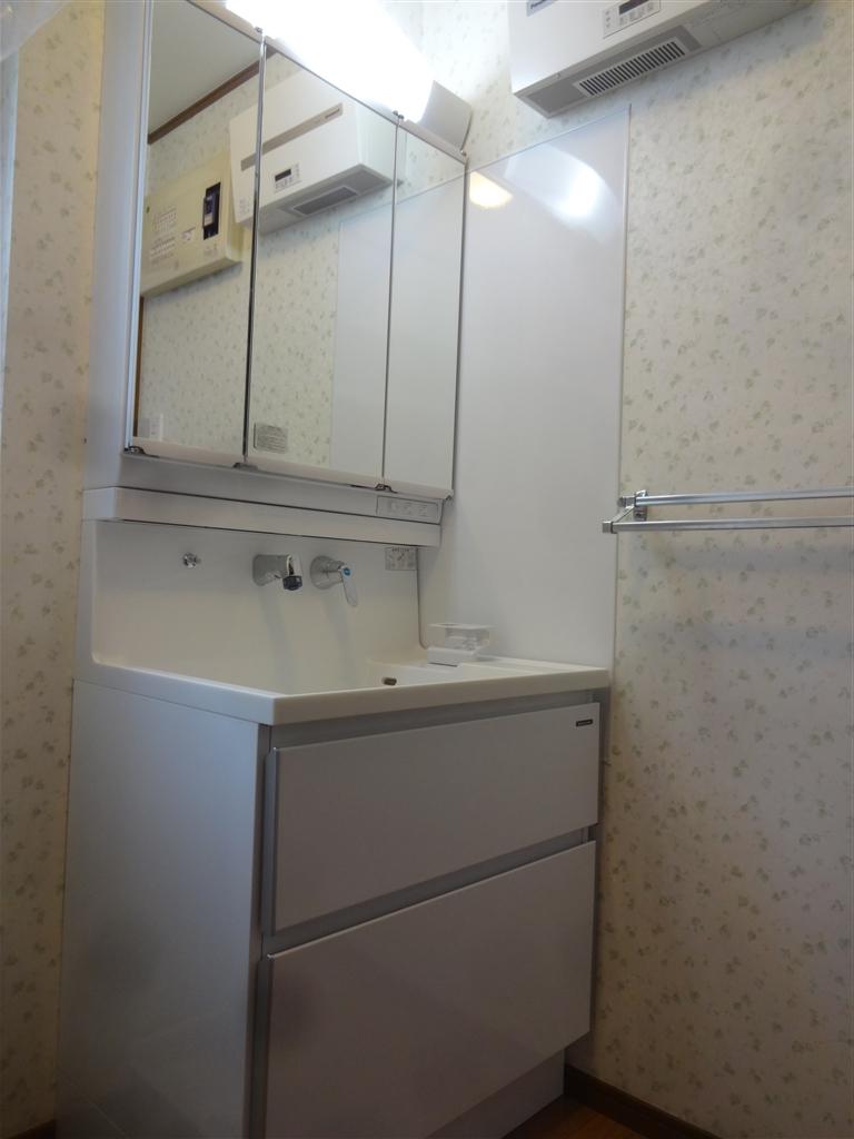 タカラのイベントで気に入った洗面化粧台を見つけました!ファミーユ