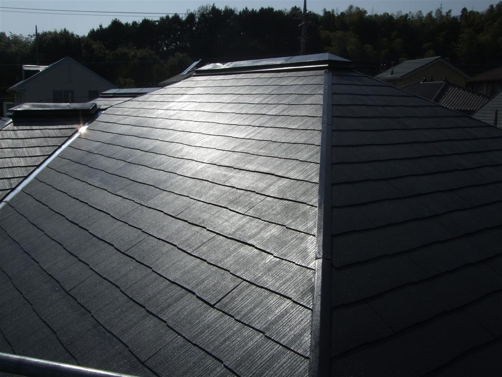 新築?中古住宅全面改装して暮らす。屋根