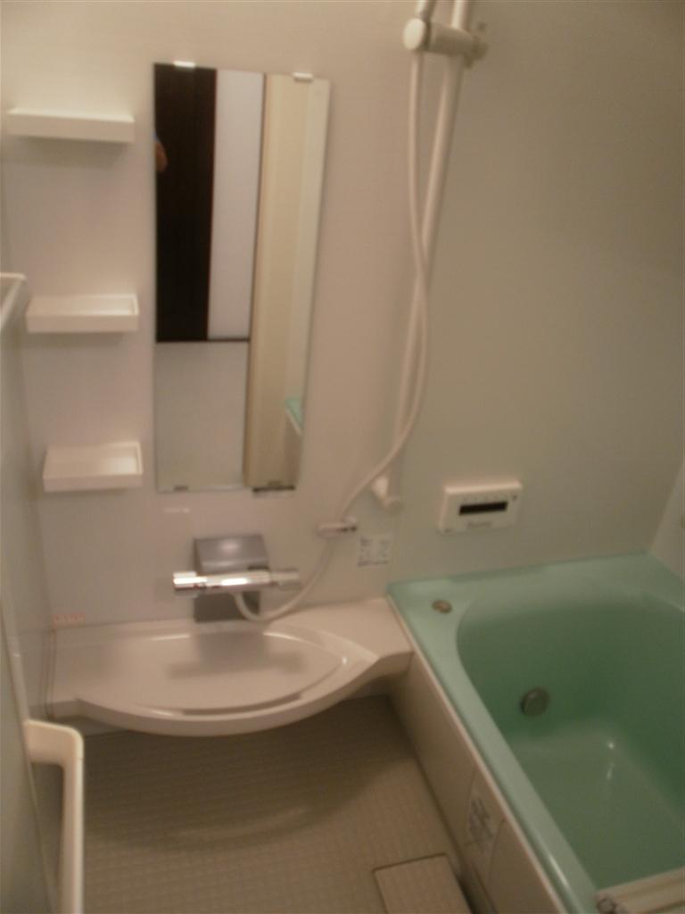 水廻りをしっかりと!浴室 リモア 1216サイズ