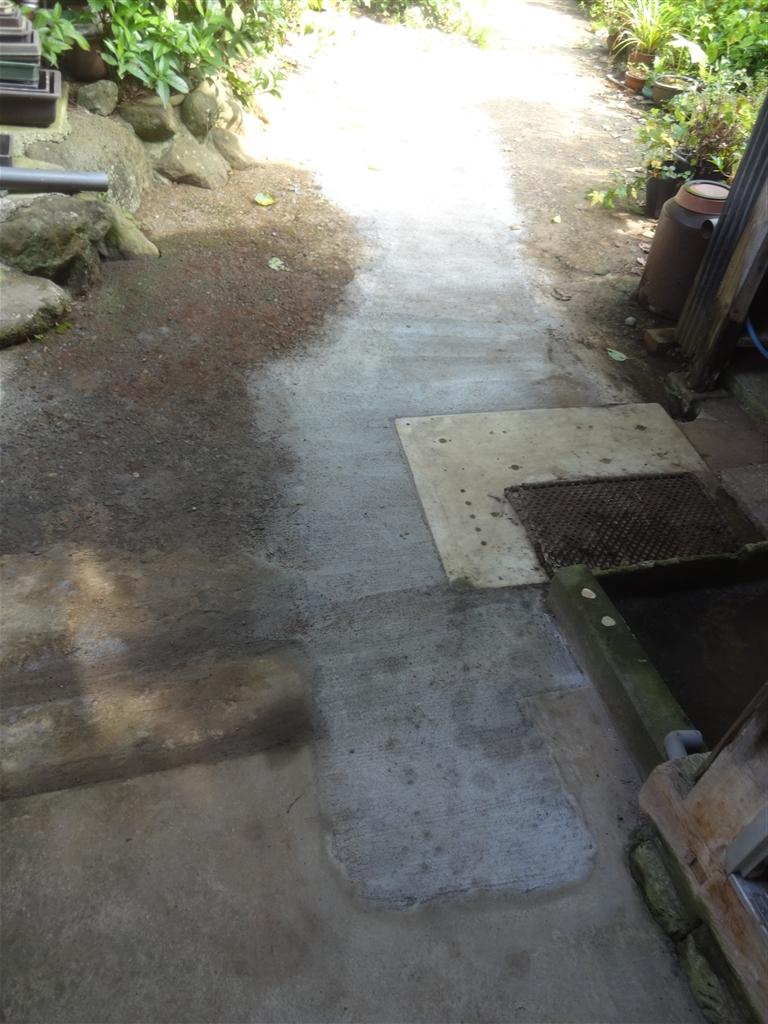 うちの水道はサビだらけ・・・◎◎水道管補修◎◎