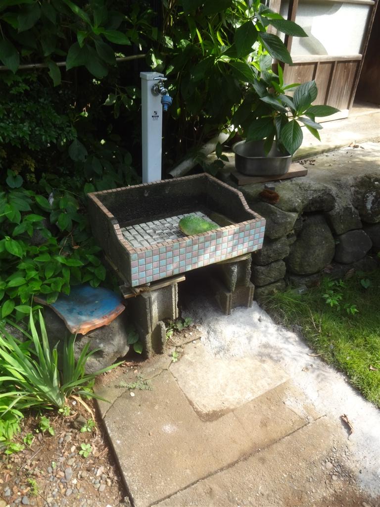 うちの水道はサビだらけ・・・外 水栓柱 取替え