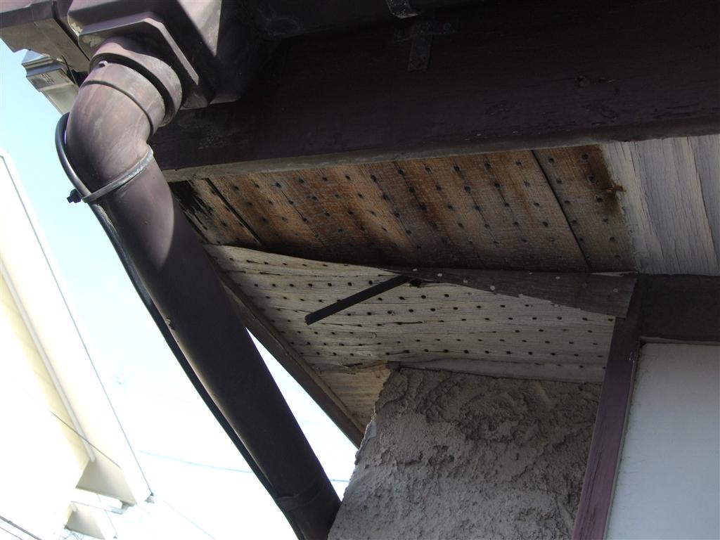 建直せない!・・・2年経ち 多くの雨漏被害