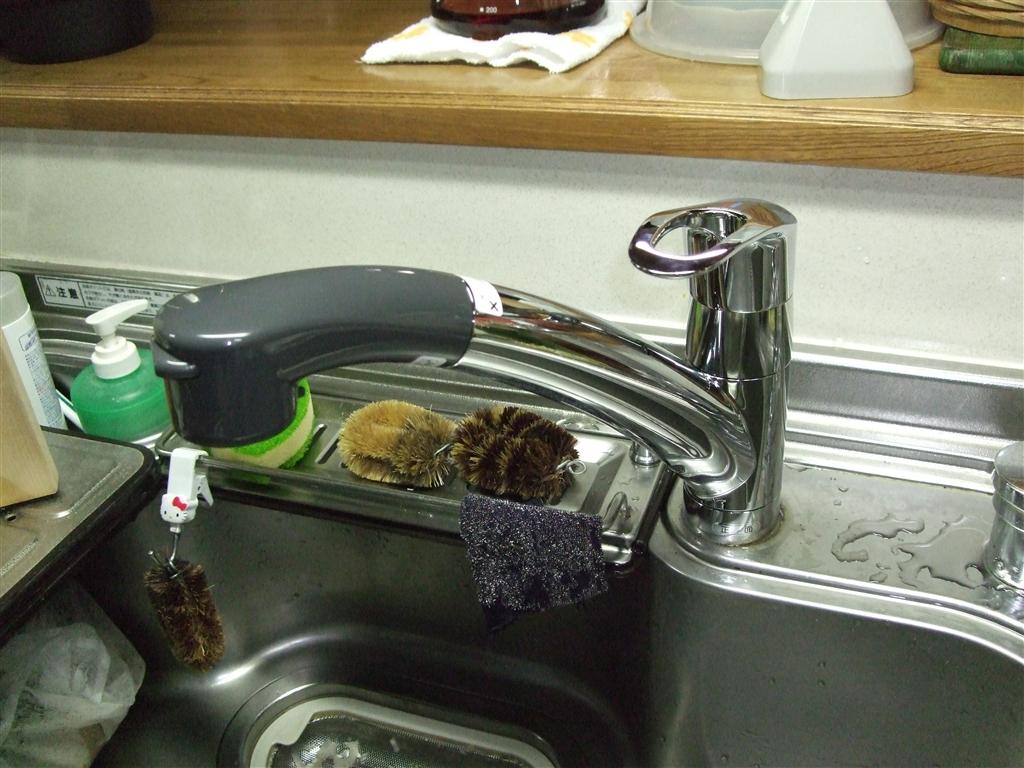 キッチン取替え?高い?水栓だけでもいい?
