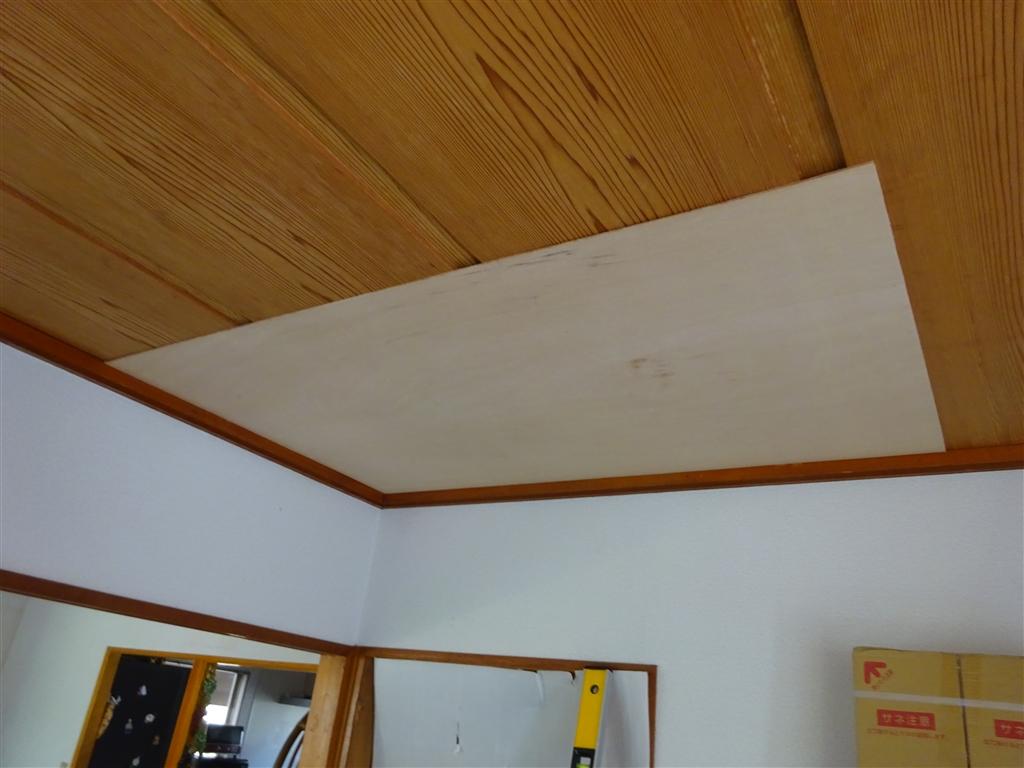 和室の天井を洒落た感じに 施工事例 静岡県でリフォームをするなら