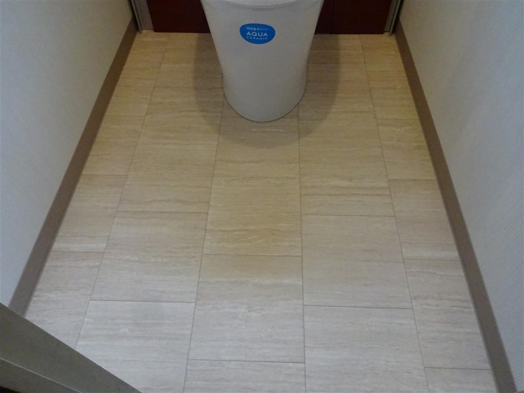 こんなトイレが理想! リフォレ取替え工事の流れ