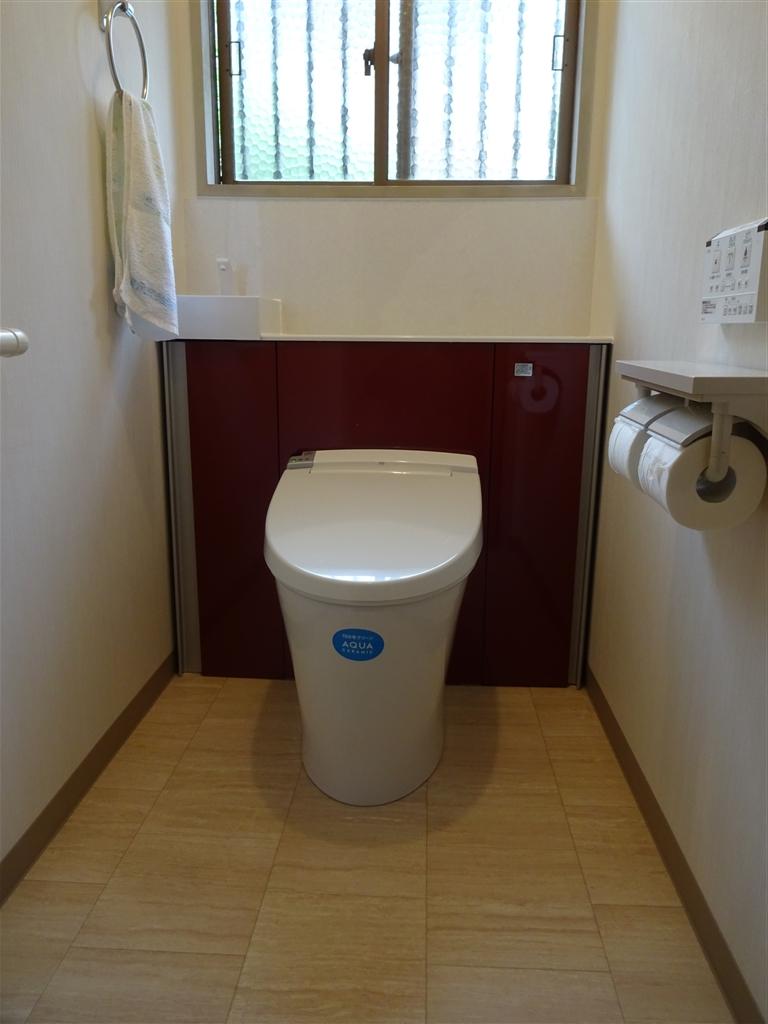 こんなトイレが理想! リフォレ