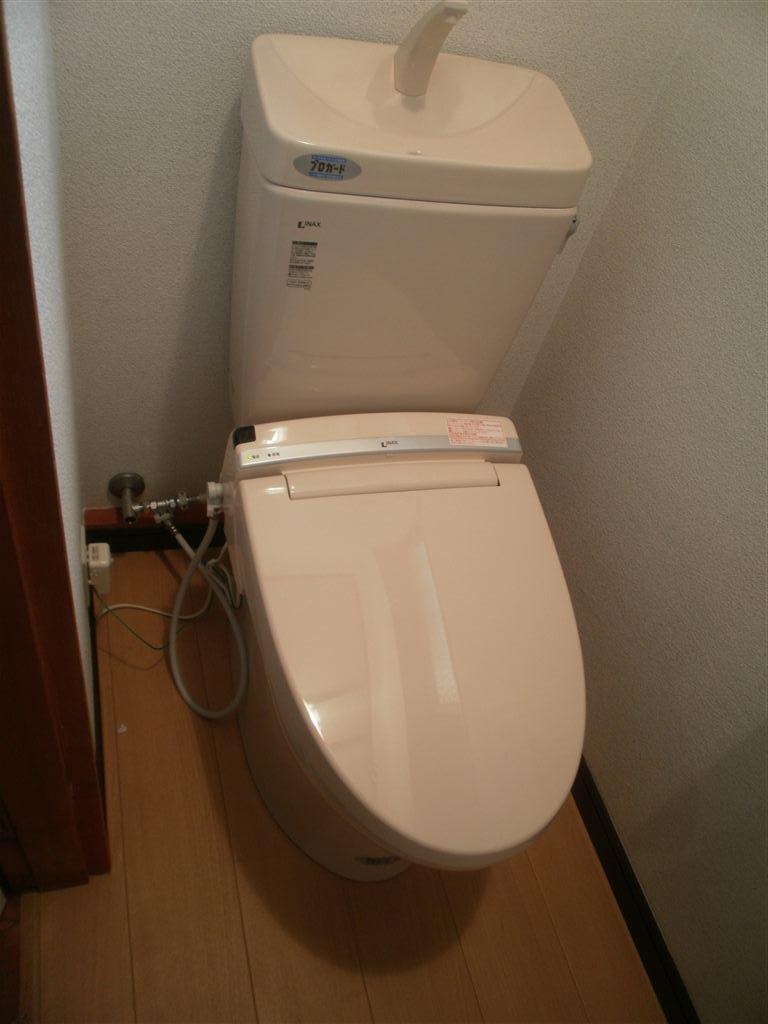 介護保険使用、トイレ改装♪