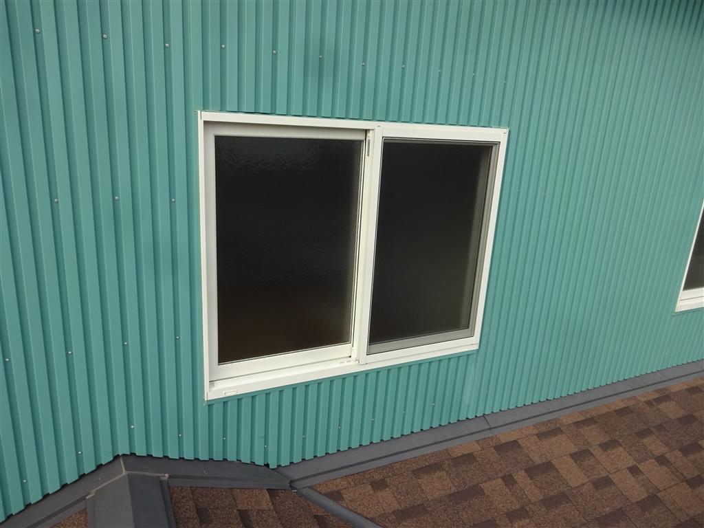 えいごのひろば 改装工事 2F 南側 和室 窓
