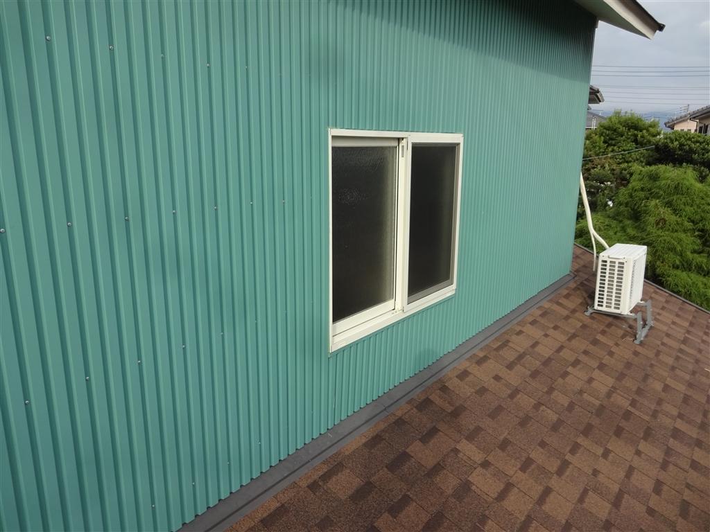 えいごのひろば 改装工事 2F 南側 洋間 窓