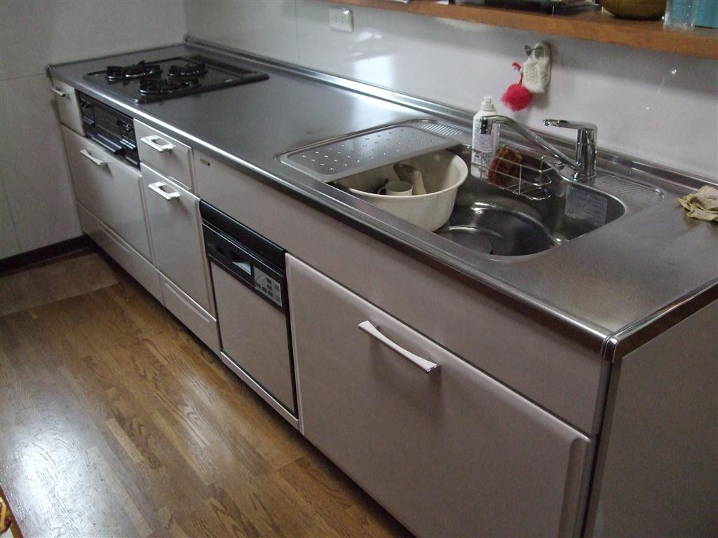 丈夫なキッチンを! リテラ W2700