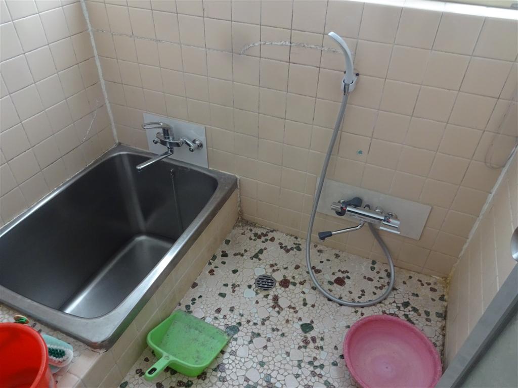 浴室のシャワーと浴槽水栓だけでもいいかな?