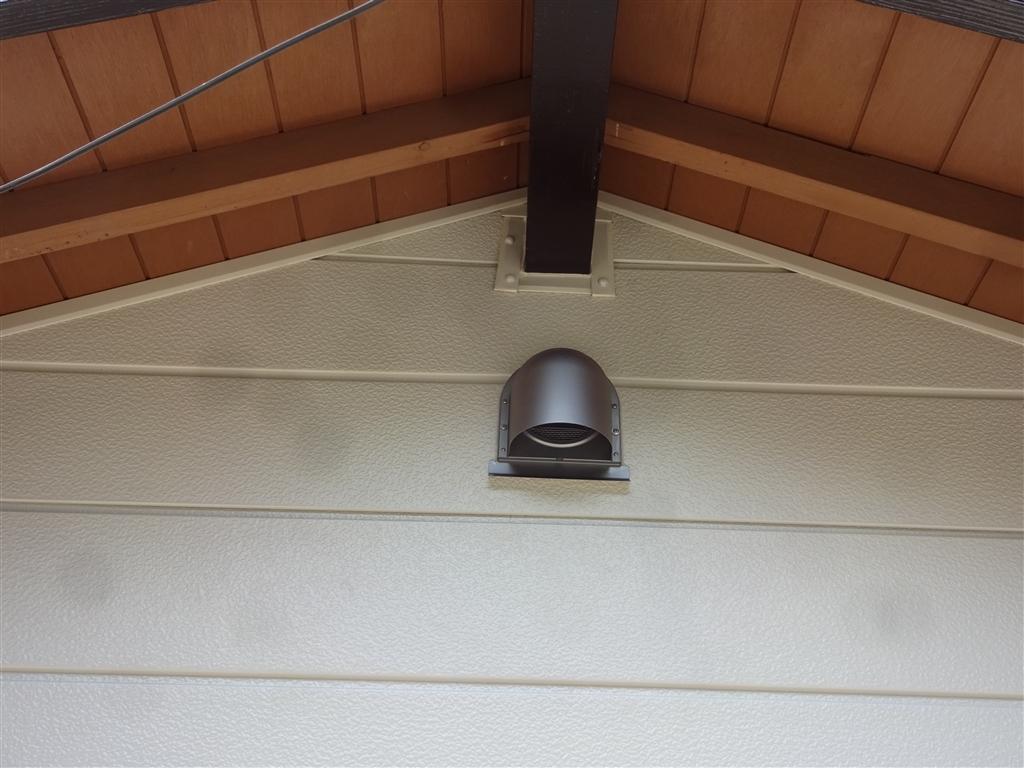 この家で暮らしていくしか・・・2Fの部屋を1つに!天井裏通気口