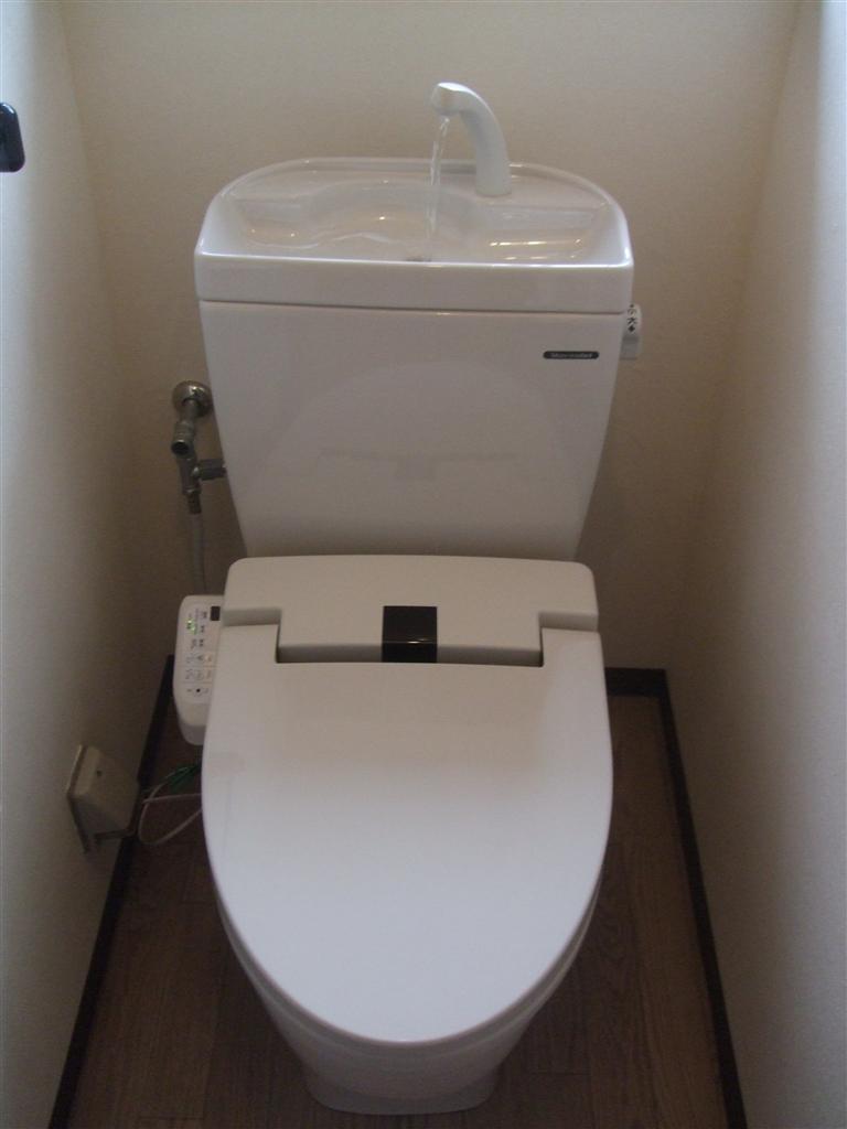 トイレが異常に・・・臭い!?