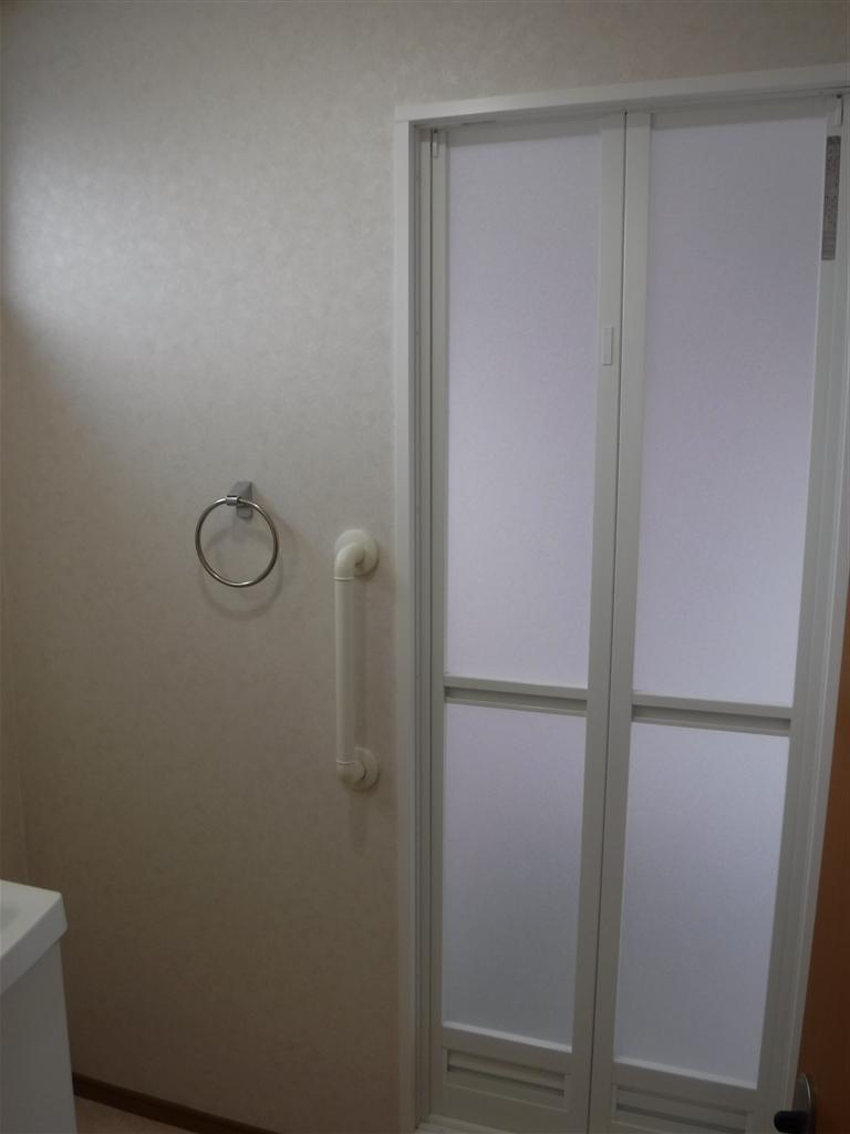 父の退院後には・・・!浴室リフォーム 施工