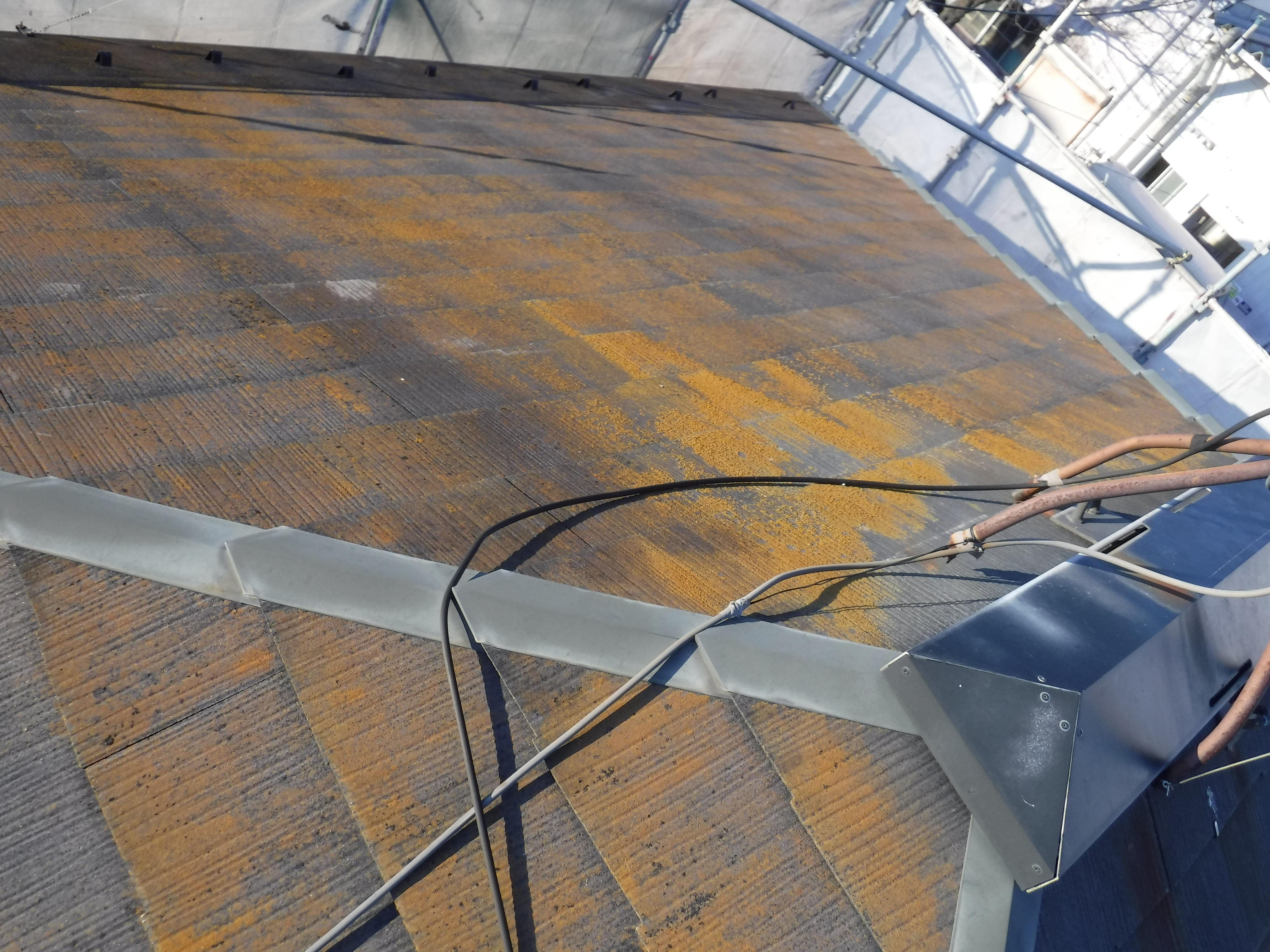 いろいろ検討。外壁塗装をお願いします。屋根&外壁 現状