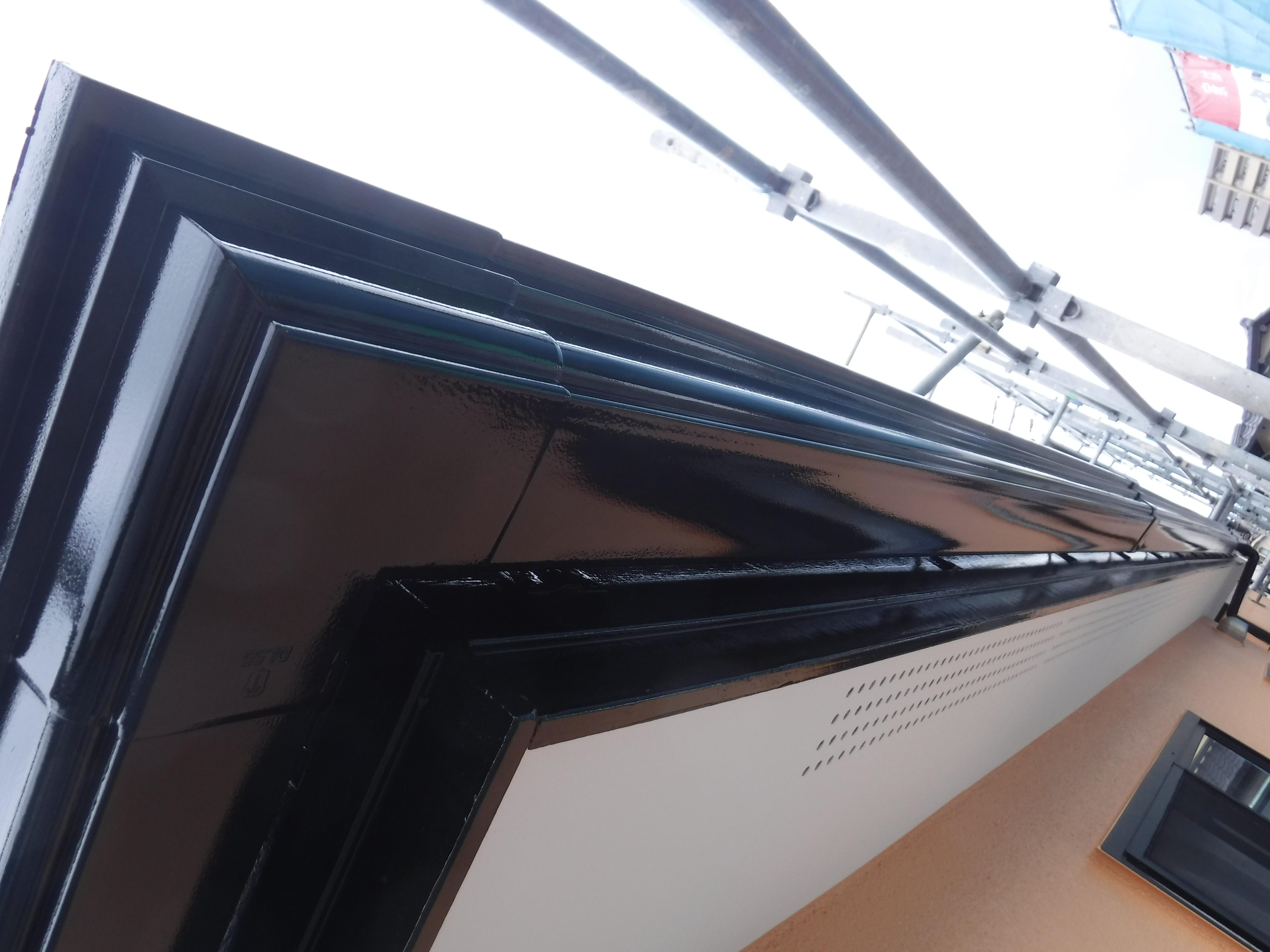 屋根・壁を大事にしたい♪破風板・雨樋
