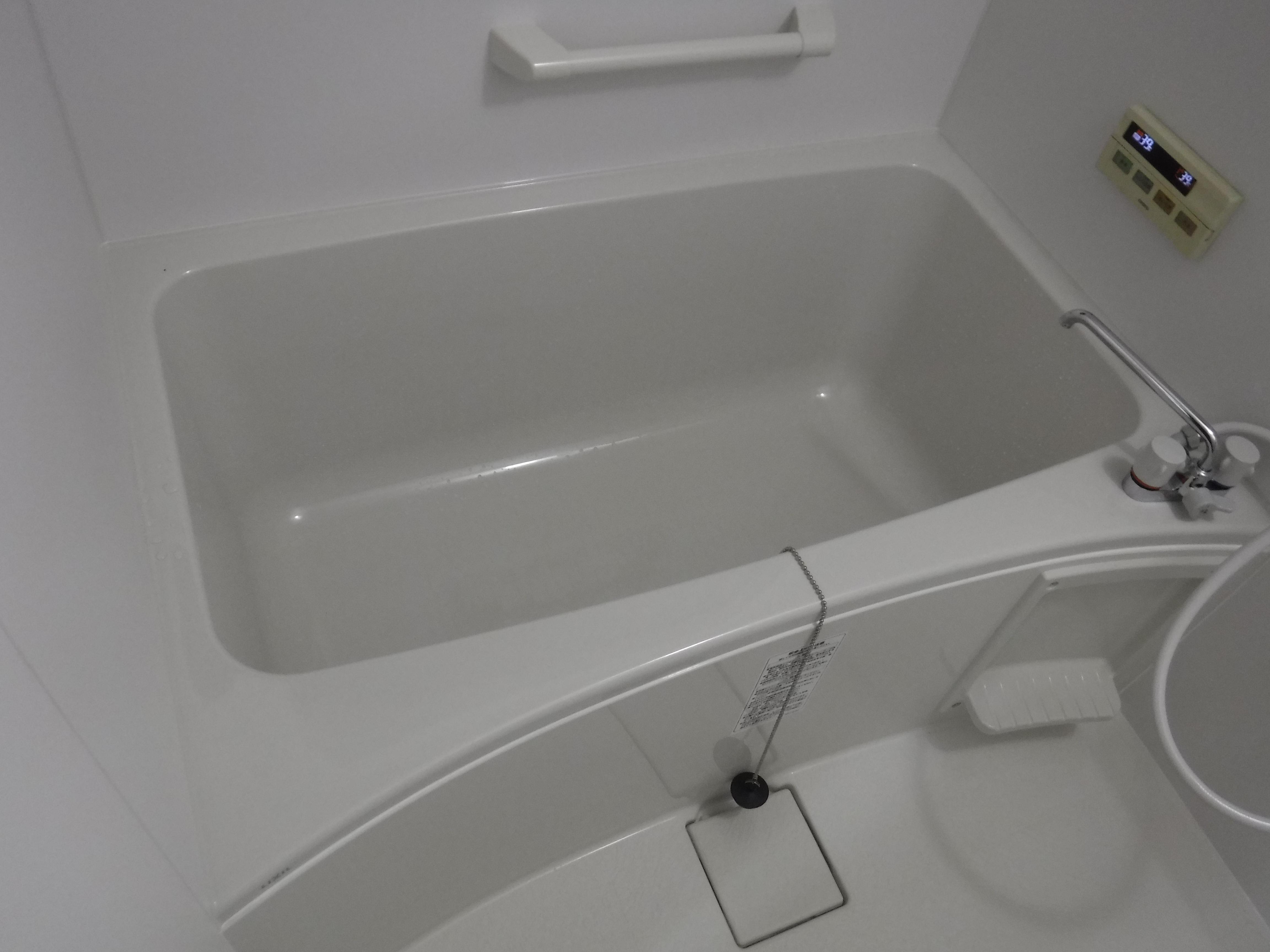 介護保険を活用して改装工事 浴室 BW1216 浴槽