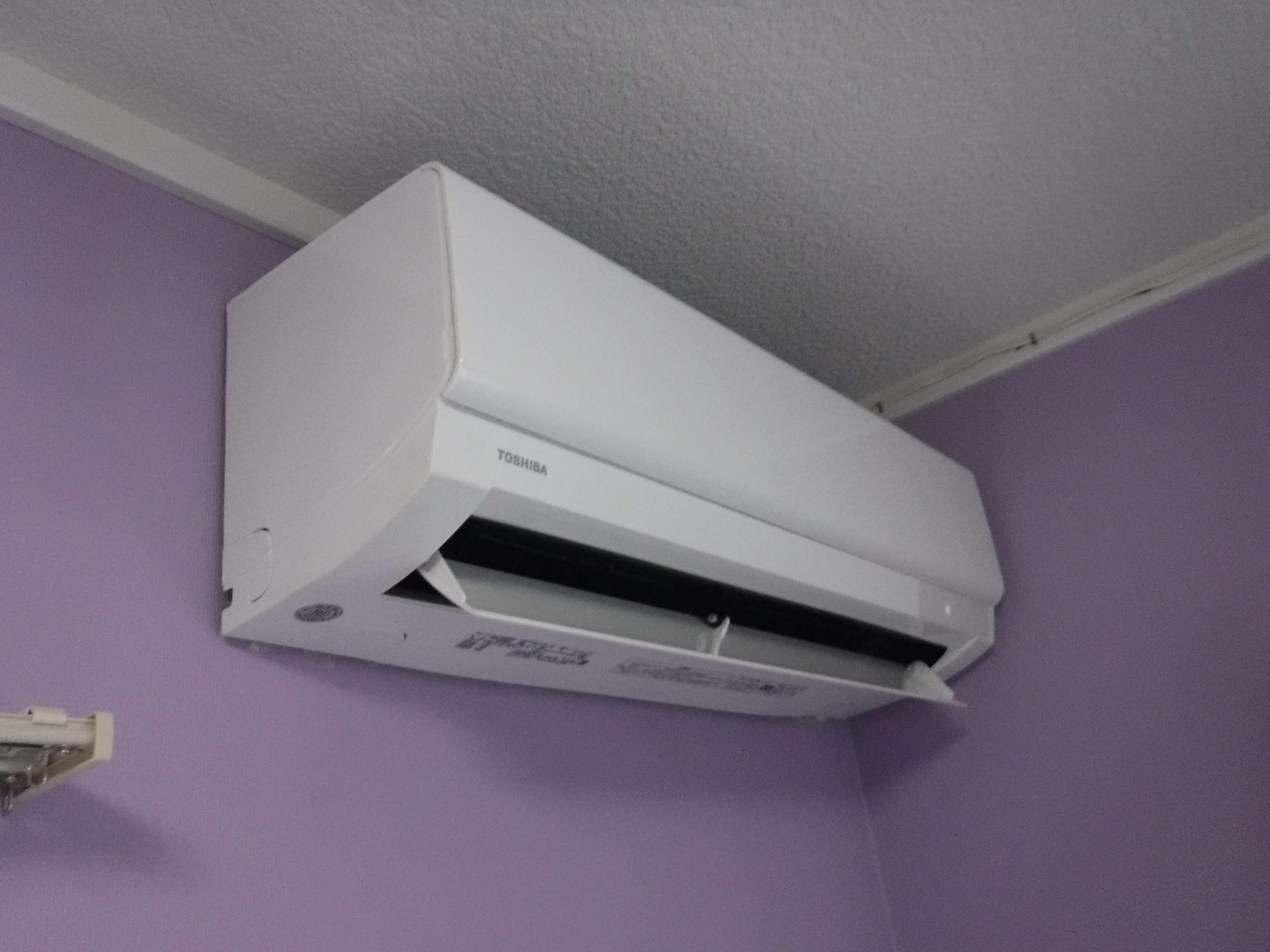 娘の部屋のエアコン壊れてるんだけど・・・で、済む話ではない暑さ♪