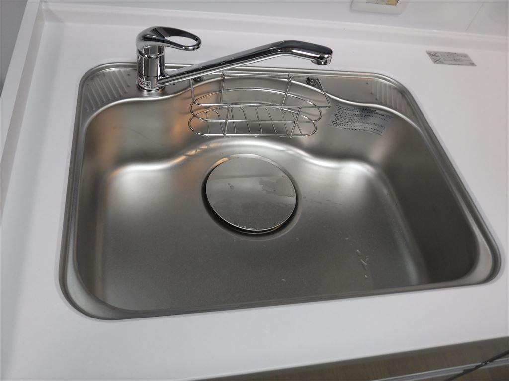 洗濯機をキッチンの隣に並べるしか・・・!Zシンク